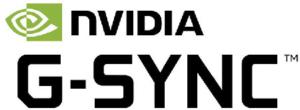 NVIDIA G-SYNC Logo