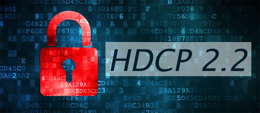 HDCP 2.2 Schloss