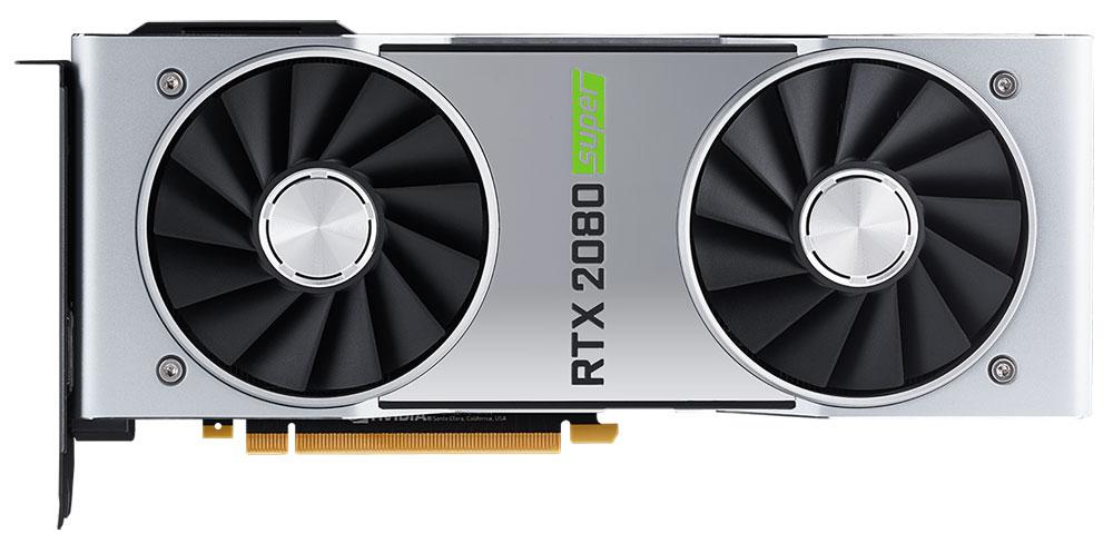 Nvidia Grafikkarte RTX 2080 Super