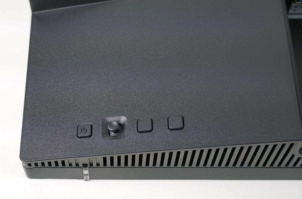 BenQ PD3220U Bedienelemente für OSD