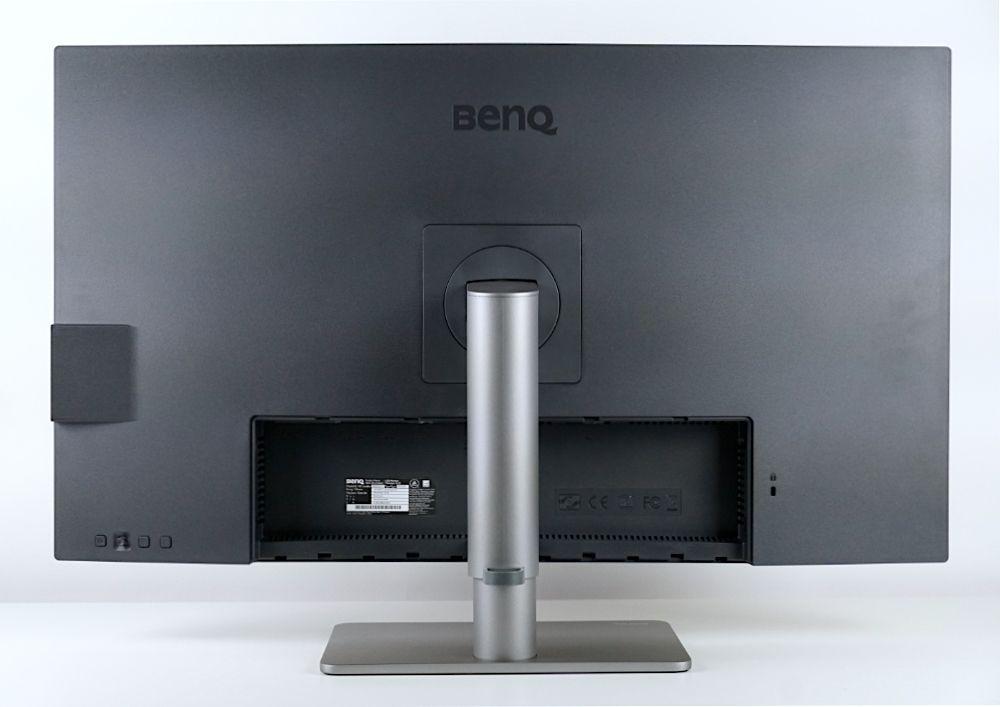 BenQ PD3220U Rueckseite
